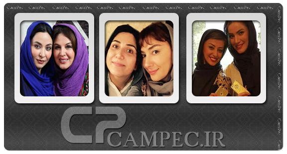 تک عکسهای جدید بازیگران زن آبان 94