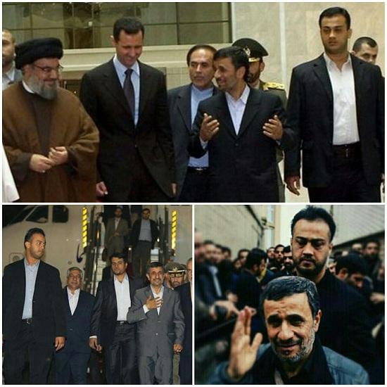 عبدالله باقری شهادت احمدی نژاد