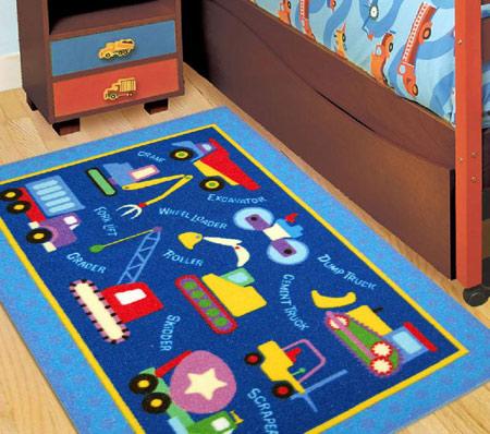 مدل فرش بچه گانه,طراحی فرش های بچه گانه