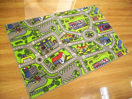 طراحی فرش های بچه گانه,فرش اتاق دخترها